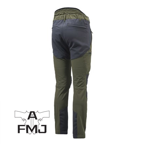 Beretta Light 4 Way Stretch Pants Green