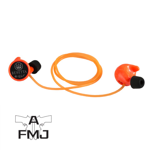 Beretta Earphones Mini Headset Passive - Orange