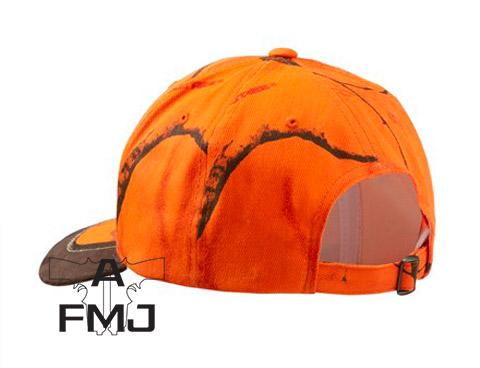 Beretta Camo Cap Orange