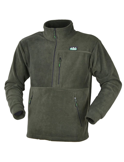 Ridgeline IMPACT HALF ZIP FLEECE