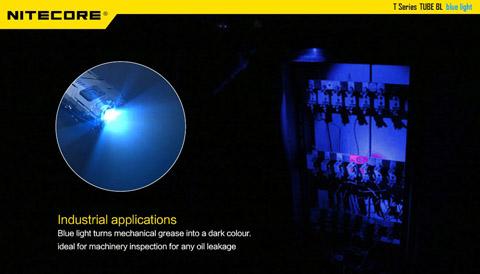 Nitecore Tube BL Blue Light
