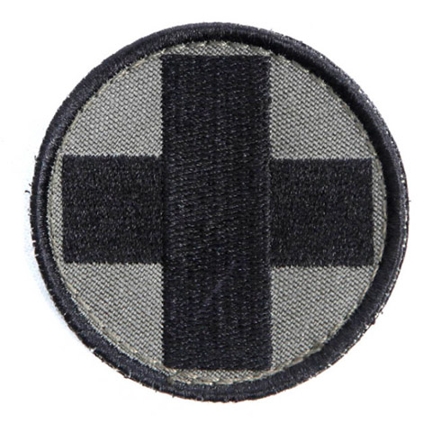 SnigelDesign Medic patch w Velcro