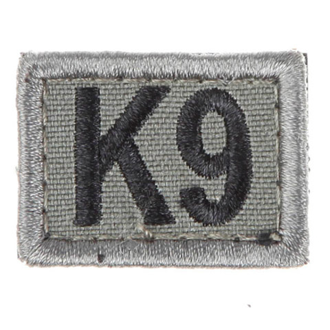 SnigelDesign K9 patch Small -12