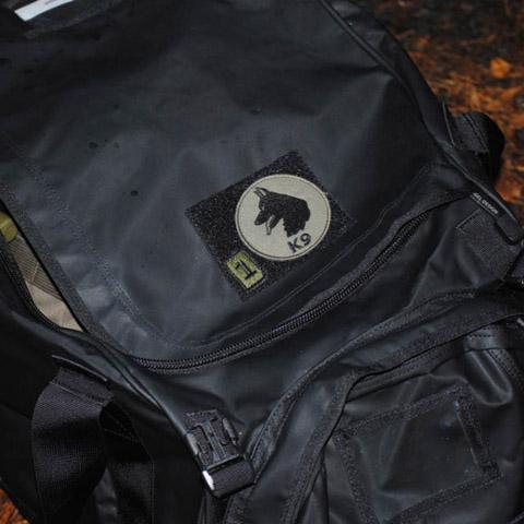 SnigelDesign Dog patch -12