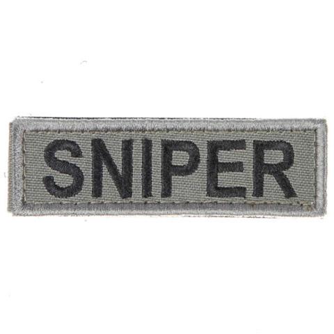 SnigelDesign Sniper patch Small -12