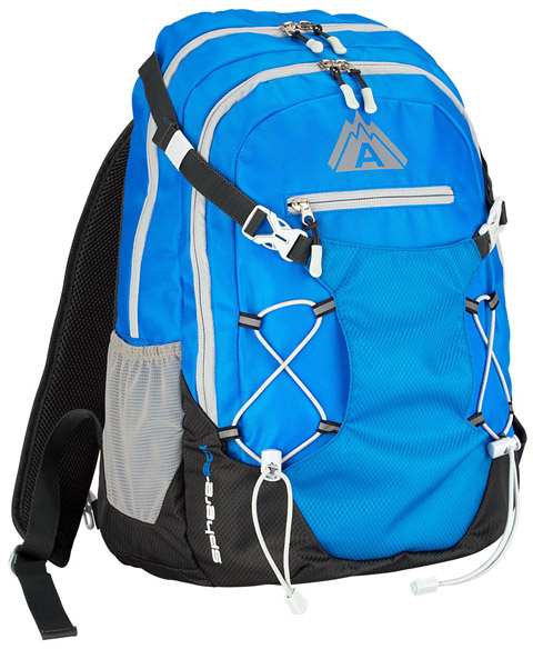 Abbey 21QB OUTDOOR RUGZAK SPHERE 35L (BAG)