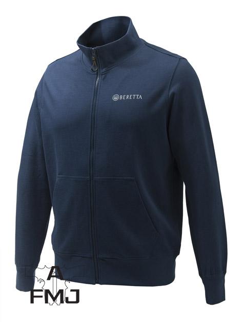 Beretta Team Sweatshirt Blue