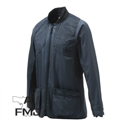 Beretta Windshield Shooting Jacket Blue Navy