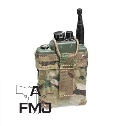 Warrior Assault Systems Personal Role Radio Pouch