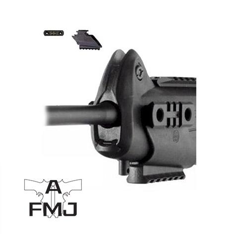 Beretta CX4 Bottom and Side Accessory Rail Kit