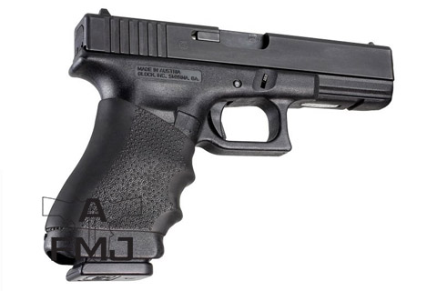 Hogue HandALL Universal Full Size Grip Sleeve - Black
