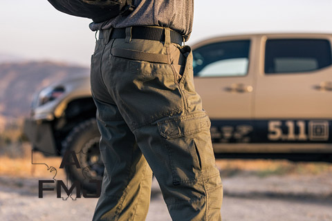 5.11 TACTICAL ABR PRO PANT Dark Navy