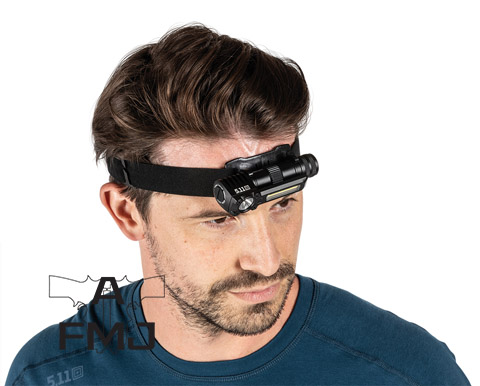 5.11 TACTICAL RAPID HL 1AA HEADLAMP