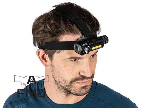 5.11 TACTICAL RESPONSE HL XR1 HEADLAMP