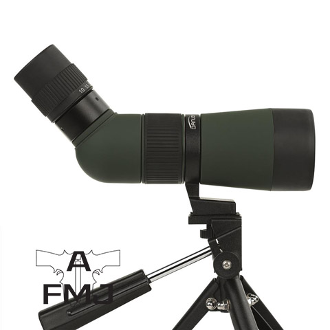 ZOOM SPOTTING SCOPE KAUZ 10-30X50 WITH TABLE POD