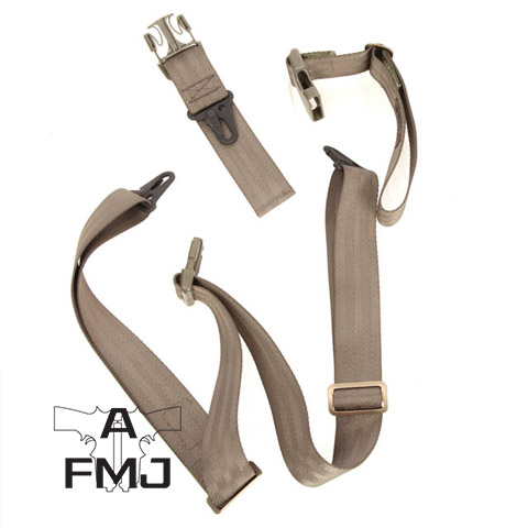 Snigel Rifle Sling with attachment -09