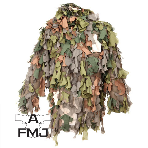 Snigel Operator Ghillie jacket -10