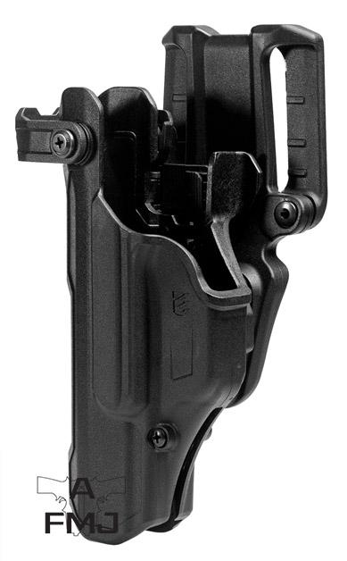 Blackhawk T-series level 3 duty holster Glock 17 - right
