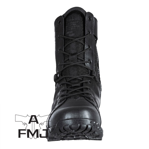 """5.11 Tactical ATAC 2.0 8"""" Side Zip ISO Tactical Boots Black"""