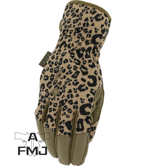 Mechanix Wear Ethel® garden Leopard