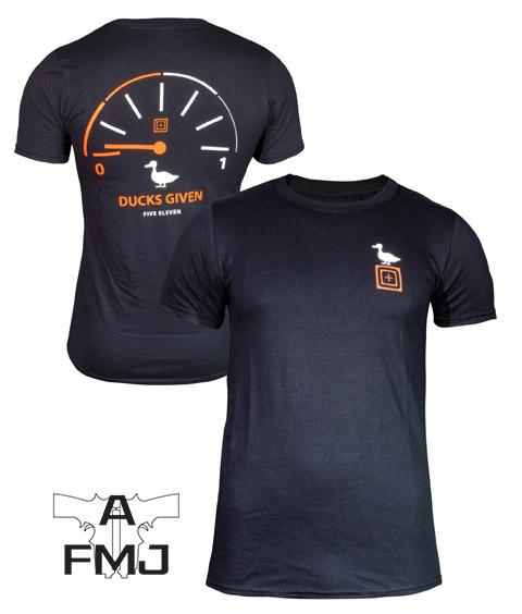 5.11 Tactical T-Shirt No Ducks Given