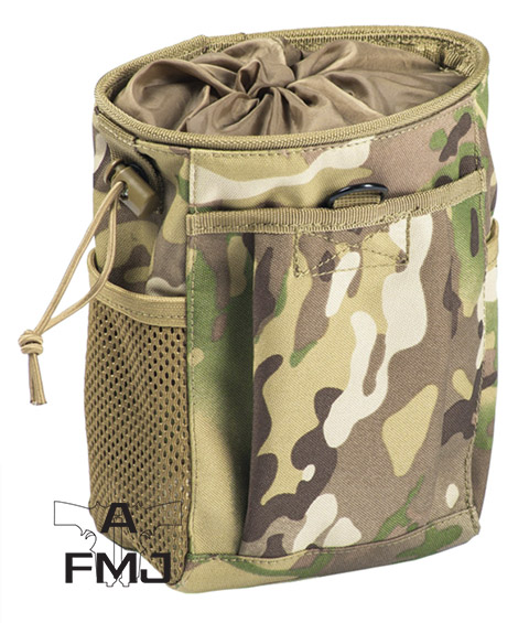 MIL-TEC Molle empty shell pouch