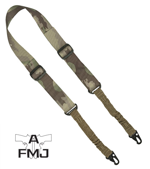 MIL-TEC Multitarn® tactical sling with bungee (2-point)