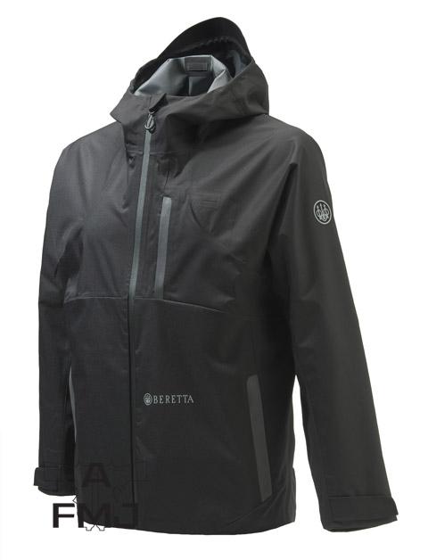 Beretta active WP Packable Jacket Black