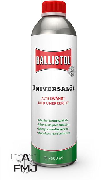 Ballistol universele olie 500ml